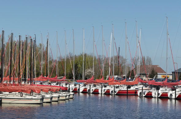 Gezellige jachthaven in Friesland - Ottenhome Heeg