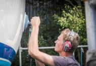 Polyester reparatie - Ottenhome Heeg